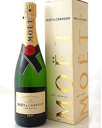 シャンパン:モエ・エ・シャンドン