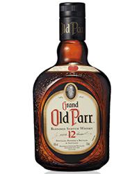 ウイスキー:オールド・パー