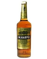 ウイスキーの【I.W.ハーパー】